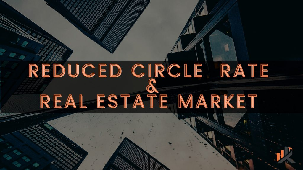 Reduced circle rate and real estate market (1)